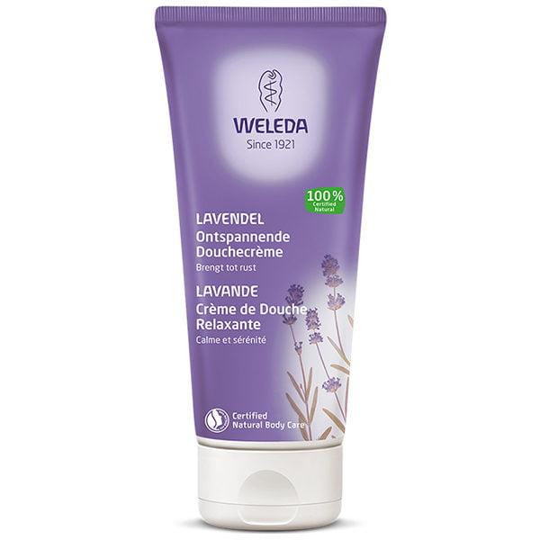 Weleda Lavendel Ontspannende Douchecrème