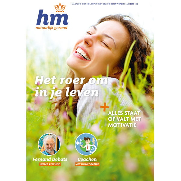 Homeopathie Magazine mei 2018