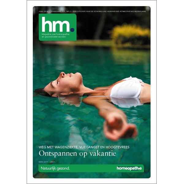 Homeopathie Magazine juni 2014