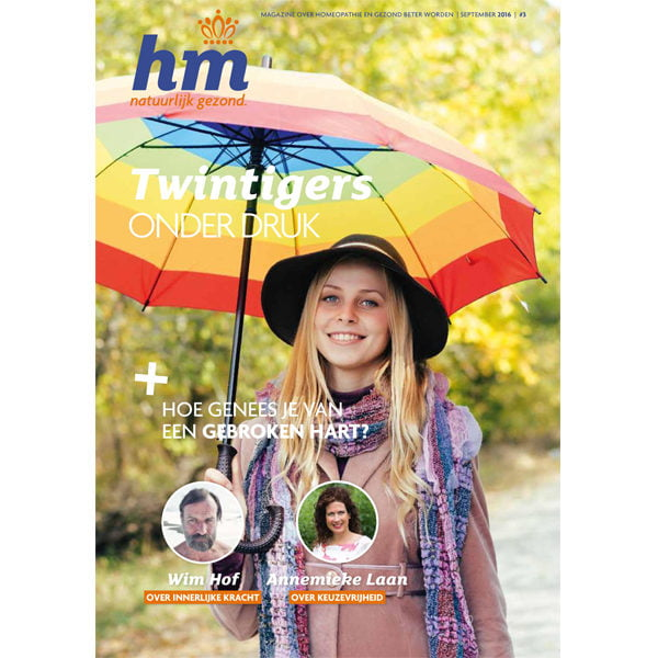 Homeopathie Magazine september 2016