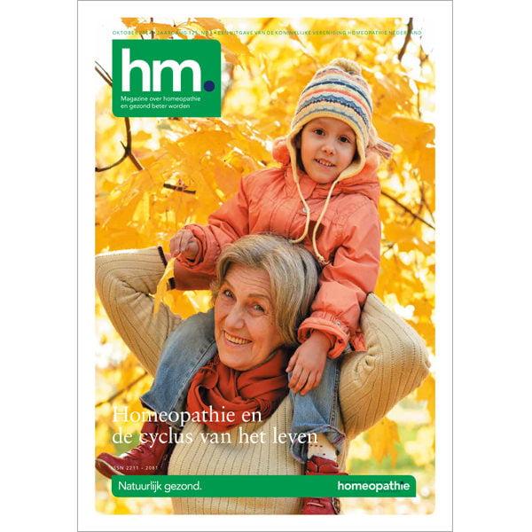 Homeopathie Magazine oktober 2014