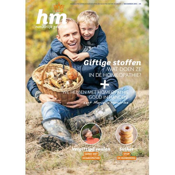 Homeopathie Magazine december 2015