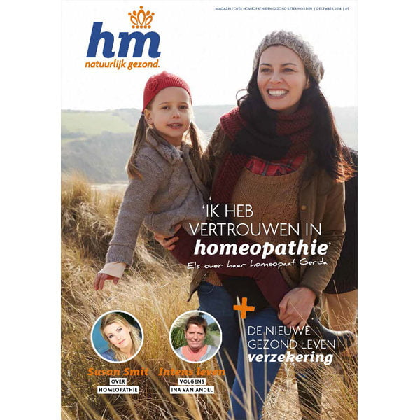 Homeopathie Magazine december 2014