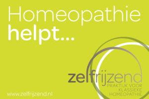 Zelfrijzend Homeopathie